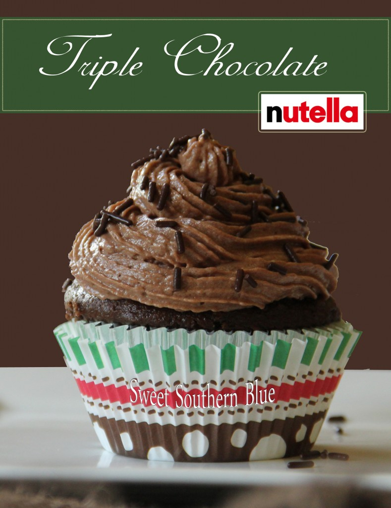 nutella cupcake copy
