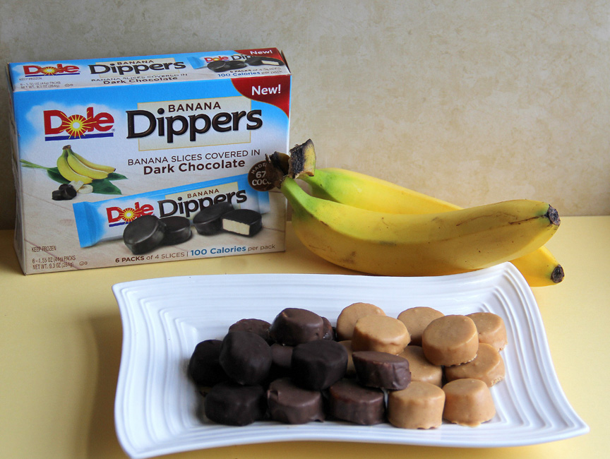 Make Your Own Banana Dippers Sweet Southern Blue