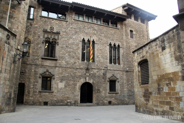 Gothic Quarters ~ Barcelona, Spain