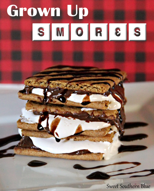 Grown Up Smores