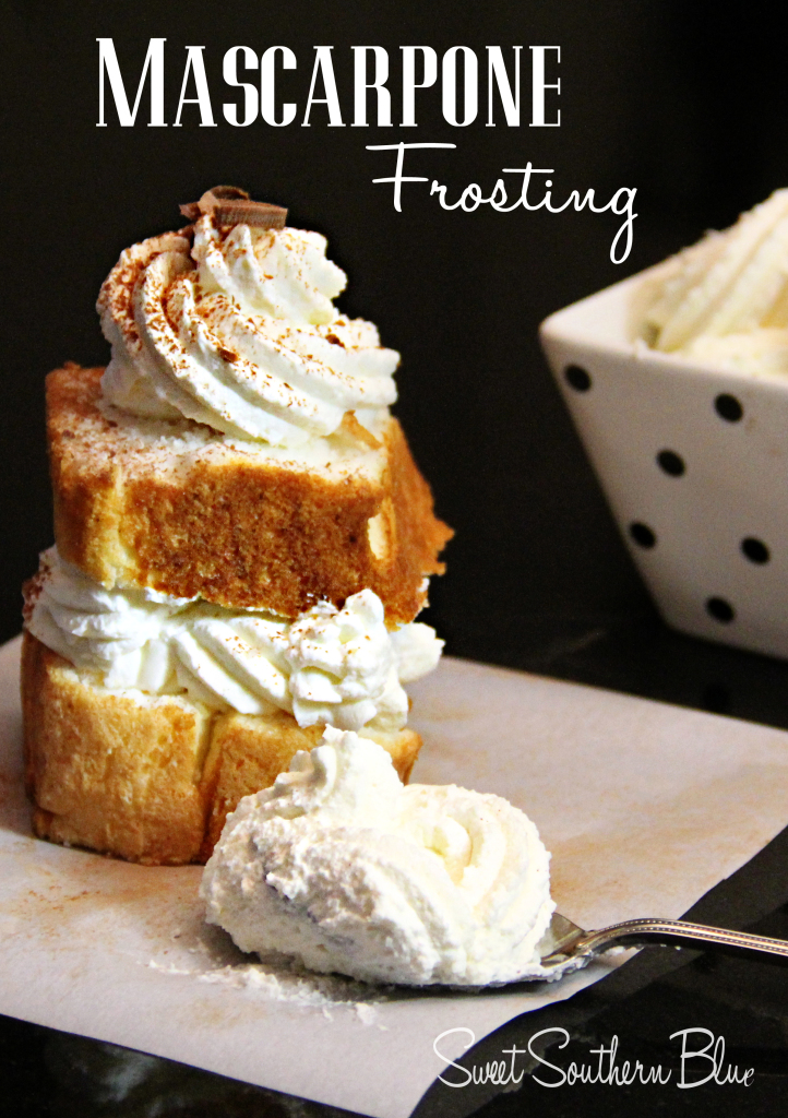 Mascarpone Frosting Recipe — Dishmaps